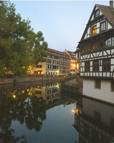 La Petite France / Strasbourg