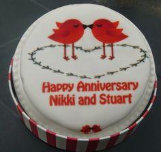 Natty Nikki: Bakerdays Letterbox Cake Review*