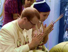 Thai Hochzeit