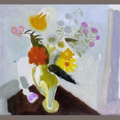 Ivan Hitchens still life - Google Search