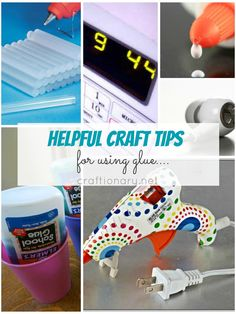 craft-tips-hot-glue