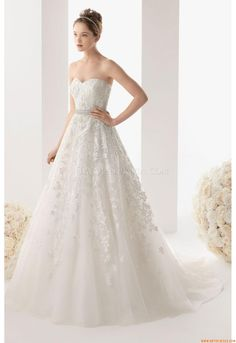 22506758ca8c Two by Rosa Clara Bridal 2014 Spring Collection (V) - Wedding Gowns