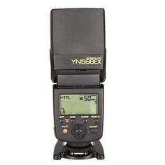 Yongnuo Professional Flash Speedlight Yongnuo YN-568EX Wireless TTL Flash Speedlite for Nikon Camera Nikon cameras by Yongnuo. $209.99. Yongnuo YN-568EX Wireless TTL Flash Speedlite for Nikon Camera (High Speed Sync 1/8000s, Wireless TTL) YN568EX has wireless remote flash system as slave unit. It with high-speed sync (FP flash), the YN568EX can synchronize with all shutter speeds, the maximum shutter sync up to 1/8000. One YN568EX is able to respectively accept int...