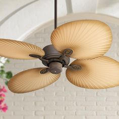 Casa Vieja Aerostat Wide Palm Outdoor Ceiling Fan is a quality Ceiling Fans for your home decor ideas. Tropical Ceiling Fans, Unique Ceiling Fans, Best Ceiling Fans, Outdoor Ceiling Fans, Outdoor Fans, Ceiling Fan Direction, Cleaning Ceiling Fans, Ceiling Fan Makeover