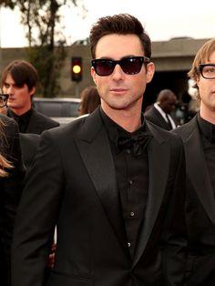 Adam Levine - Grammy Awards - 2013