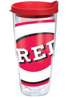 a1a26eed1fb Cincinnati Reds 24oz Colossal Wrap Tumbler Reds Baseball, Baseball Gear,  Yummy Drinks, Fun