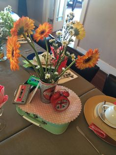 Casual summer lunch Table setting ideas Pinterest