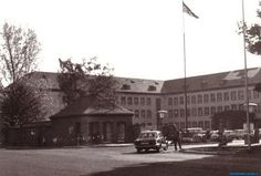 Military hospital in Wiesbaden   This is where my daughter Brittany Rene was born in 1989