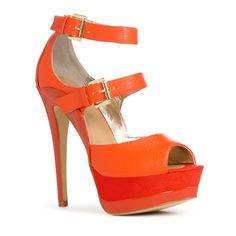 Lisse - looks like you're wearing an orange peel but I actually like the color and style