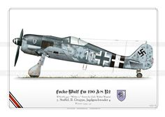"""Fw 190A-8 """"White 11"""" Wagner TK-04"""