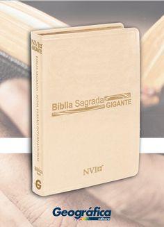 Bíblia NVI - Bege Luxo