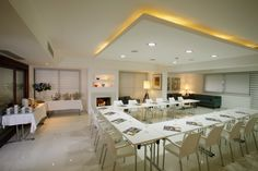 An amazing photo collection of the Anemi Hotel in Paphos Cyprus Conference Meeting, Conference Room, Hotel Suites, Cyprus, Photo Galleries, Dining Table, Table Decorations, Gallery, Office Spaces