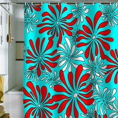 Red And Navy Shower Curtain. Inspiring Red And Teal Shower Curtain Images  Best inspiration Extraordinary Turquoise