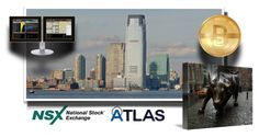 Bitcoin Trading Platform Atlas Partners With National Stock Exchange