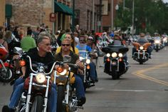 Hot Harley Nights, a Make-a-Wish fundraiser, held annually in July | Visit Sioux Falls