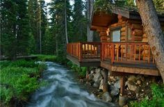 A Cabin in the Woods is All I Need (38 Photos) (20)