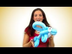 Dolphin Balloon Animal How To Instructions - Tutorial Tuesday! - YouTube