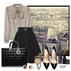 """Untitled #1033"" by snippins on Polyvore"