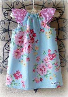 """Georgie Dress"" - April in Paris by Georgie Girl"