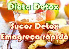 Como Funciona a Dieta Detox para Emagrecer? A Dieta Detox para Emagrecer, ou desintoxicante, é baseada no consumo de frutas, hortaliças, água e sucos e chás.  É uma dieta super saudável, que beneficia o funcionamento dos rins, fígado, intestino, e promove a eliminação de toxinas que se acumulam em nosso organismo. Confira o artigo completo aqui: http://vivabemonline.com/como-funciona-dieta-detox-para-emagrecer/