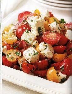 Caprese Salad, Tamara's Favorite