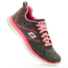 Skechers Flex Appeal Pretty City Women's Athletic Shoes
