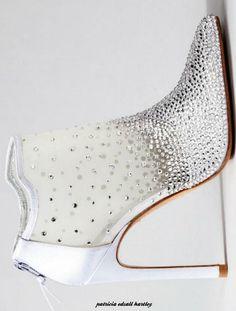 Cinderella's Slipper - Stuart Weitzman