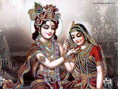 FREE Download Radhe Krishna Wallpapers