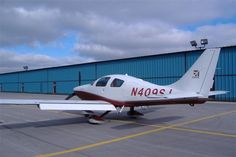2005 Cessna 350 Corvalis for sale in (KUMP) Indianapolis, IN USA => http://www.airplanemart.com/aircraft-for-sale/Single-Engine-Piston/2005-Cessna-350-Corvalis/9770/