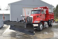 Old Plow Trucks Plowsite Com Snow Plowing Amp Ice