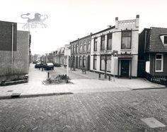 pieterselie straat 1987 Historisch Centrum Leeuwarden - Beeldbank Leeuwarden