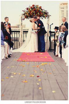 Marine Wedding at Wyndham Jacksonville, Florida // Wedding Photography