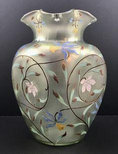 "Loetz Olympia ""Spaun-Serie"" DEK made for J&L Lobmeyr, PN I-1941, ca. 1898   Collectors Weekly"