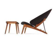 designbinge: the Shell Chair by Hans Wegner
