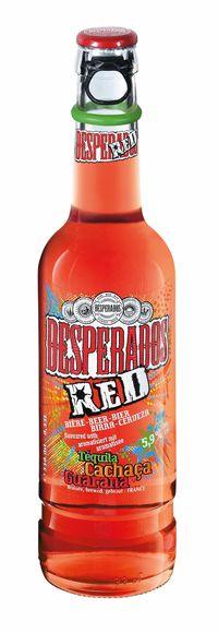 Flyer Recto DESPERADOS RED Party Belgian Beer, Red Party, Hot Sauce Bottles, Communication, Image, Alcohol, Bottle