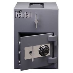 Light Duty Commercial Depository Safe Lock: Combination Lock by Gardall Safe Corporation. $483.75. LCR2014-G-C Lock: Combination Lock Features: -Depository safe.-Top load. Collection: -Light Duty collection.