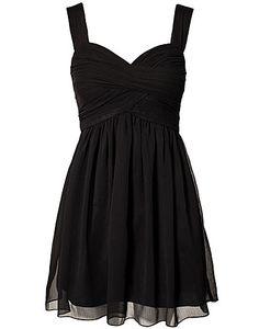 Sunny Dress - Oneness - Black - Party dresses - Clothing - NELLY.COM UK