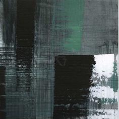 GRISAZUR: Acrílico sobre papel, 13x13 cm.Dic. 6, 2016