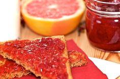 Grapefruit Cranberry Marmalade