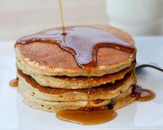 Beki Cook's Cake Blog: Banana Chocolate Chip Pancakes {Recipe}