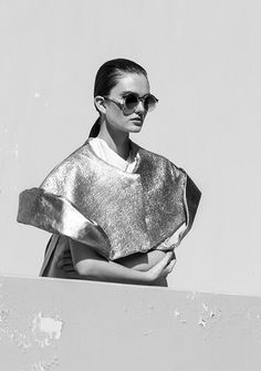 ' Etc by Etcetera 'Maria @ KLRP Studio con el maquillaje de Stephane Sasson y peluqueria por Florence Thomas para Superior Magazine por Djinane Alsuwayeh ph.