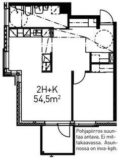 Juorumäenkuja, Puotila, Helsinki, 2h+k 54,5 m², SATO vuokra-asunto