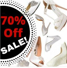 THE SALE.  Up to 70%