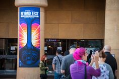 https://flic.kr/p/yCS5Ey | BetterOffDead-17 #EgyptianTheatre #BeyondFest