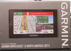 GPS Units: Garmin - Driveassist 51 Lmt-S 5 Gps W Built-In Camera, Bluetooth, Lifetime Maps -> BUY IT NOW ONLY: $245 on eBay!