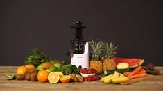 Squash the conception that making fresh juices at home is an inconvenience! The incredible Bennett Read Cold Press Juicer is designed with your health and well-being in mind. Squeeze the goodness out of all your favourite vegetables, fruit, herbs and leafy-greens with its incredible RotaPress slow juicing extraction method for your recommended daily intake of vitamins, minerals and enzymes in one refreshingly nutritious glass of juice. – No mess. No pulp!