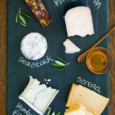 Try a new kind of cheese plate - How to serve Thanksgiving with style - Sunset