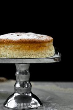 Sernik japo�ski (Cotton Soft Japanese Cheesecake)