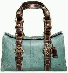 Love this Coach bag....