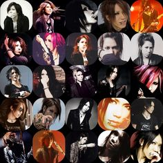 Aoi - Shiroyama Yuu (Gu. from the GazettE)